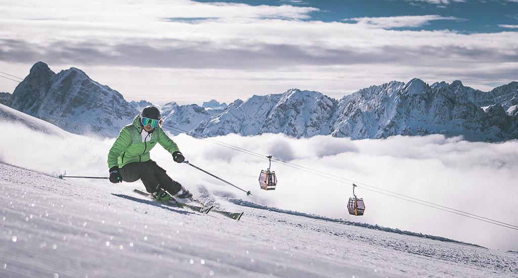 Winter fun in January