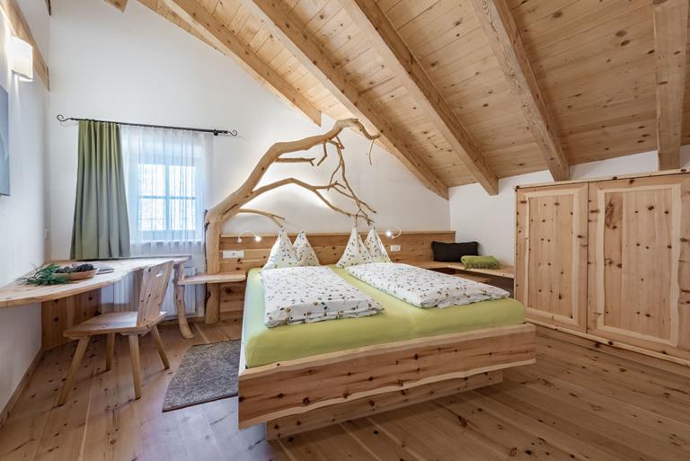Appartamenti vacanze in pino cembro